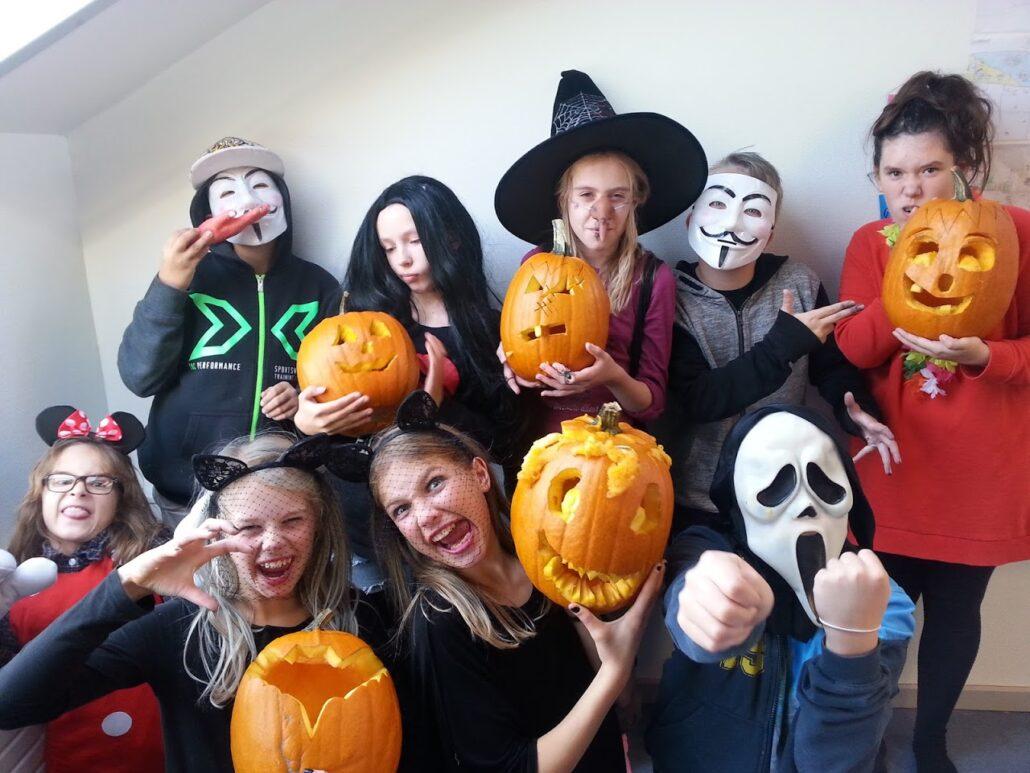 BFI årgang 2010 Halloween