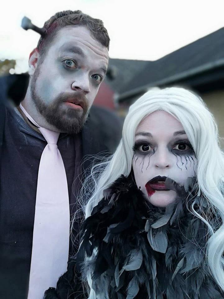 Nikolaj og Katrine hr. og fru Gys