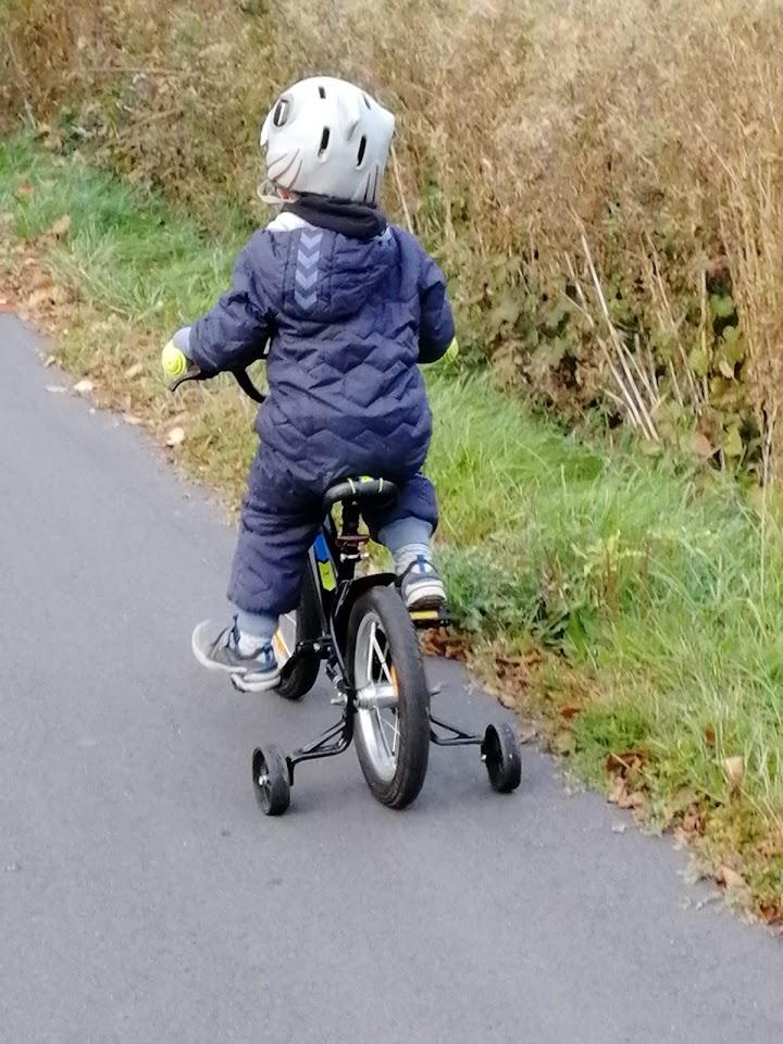 cykelstien i Nyker