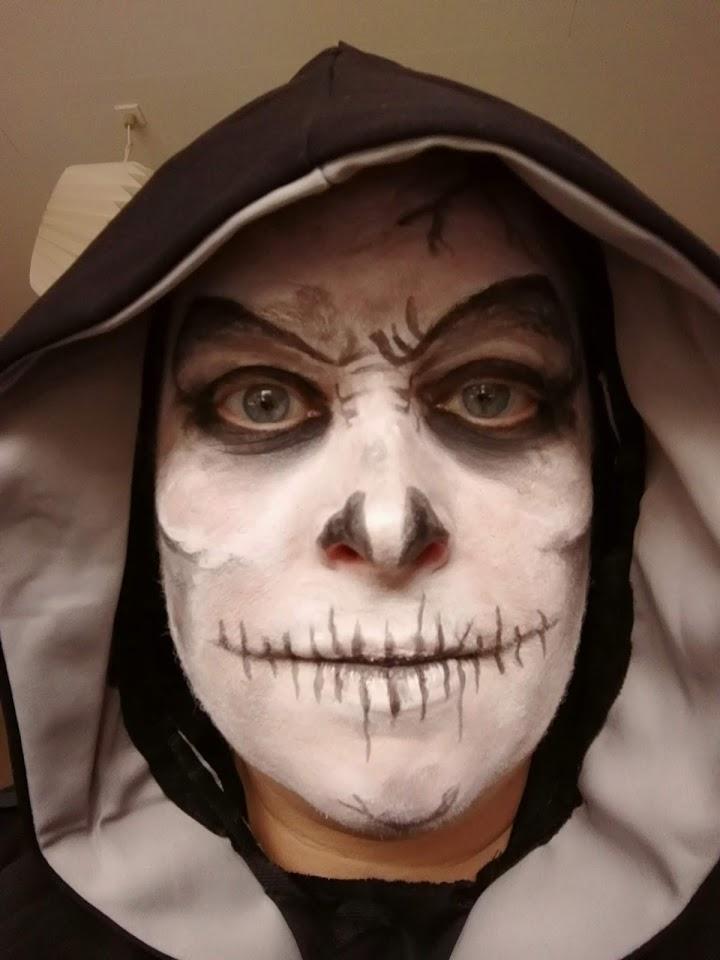 Skelettet Sanja